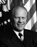 GERALD RUDOLPH FORD