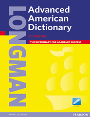 Longman Advanced American Dictionary (Book and CD-ROM)